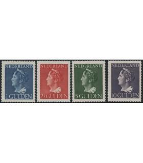 346 - 349 Koningin Wilhelmina (xx)