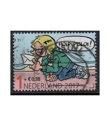 3586e Kinderzegel (o)