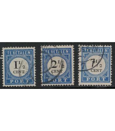 Port 15b 16b 21b  (o) Type I