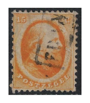 006 Koning Willem III (o) 4.