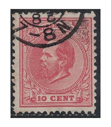 021 Koning Willem III (o)