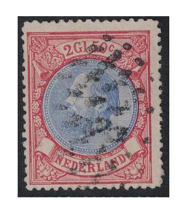 029 Koning Willem III (o) 2.