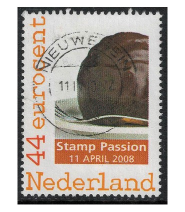 2562 C3 Stamp Passion 11 april (o)