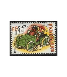 1920 Strippostzegel (o)