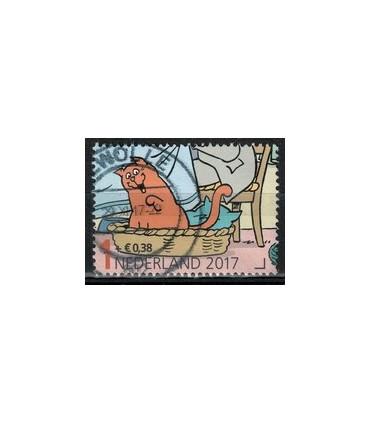 2017 Kinderzegel (o) 4.