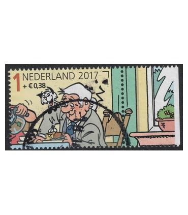 3586c Kinderzegel (o) TAB