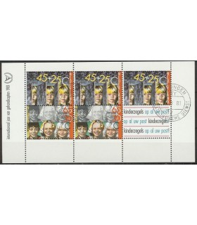 1236 Kinderzegels (o)