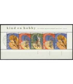 1460 Kinderzegels (o)
