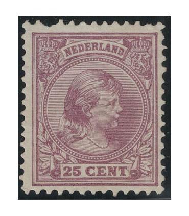 042 Prinses Wilhelmina (xx) nagegomd