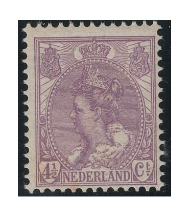059 Koningin Wilhelmina (xx)