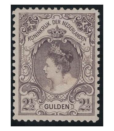 078 Koningin Wilhelmina (xx) lees!