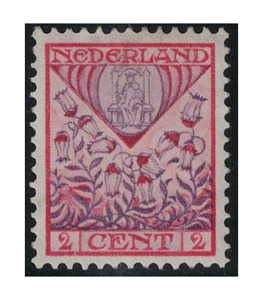 208 Kinderzegel (xx)