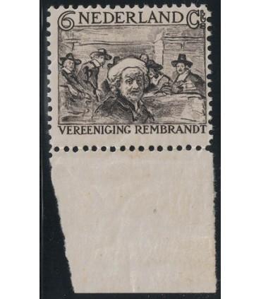 230 Rembrandt zegel (xx)