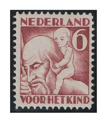 234 Kinderzegels (xx)