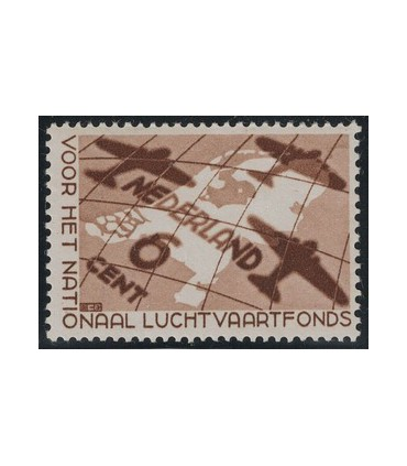 278 Luchtvaartfondszegel (xx) 2.