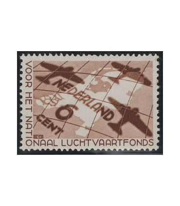 278 Luchtvaartfondszegel (xx)