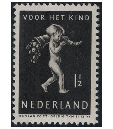 327 Kinderzegel (xx)
