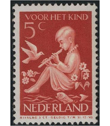 316 Kinderzegel (xx)