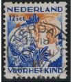 R97 Kinderzegel (o)