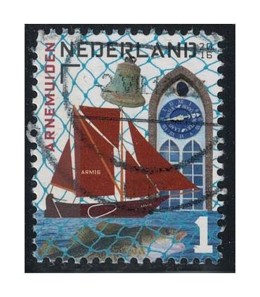 3412a Mooi Nederland Arnemuiden (o)
