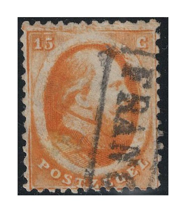 copy of 006 Koning Willem III (o) 3.