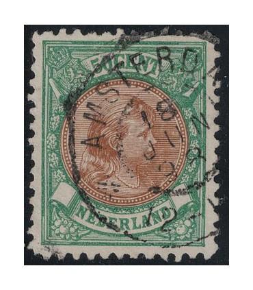 045c Prinses Wilhelmina (o)