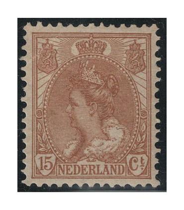 064 Koningin Wilhelmina 3. (x)