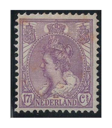 066 Koningin Wilhelmina (x) 4. lees