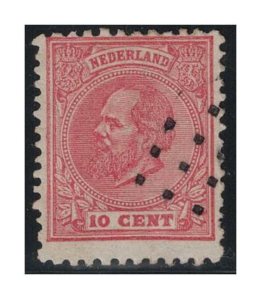 021E Koning Willem III (o)