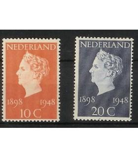 504 - 505 Jublieumzegels (x)