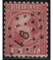 008IIB Koning Willem III (o)