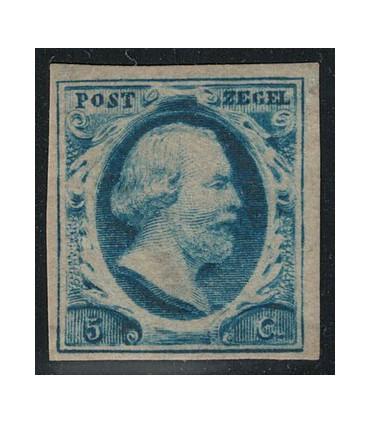 001 Koning Willem III (x) 4. certificaat