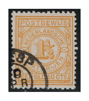 Postbewijs 2 (o)