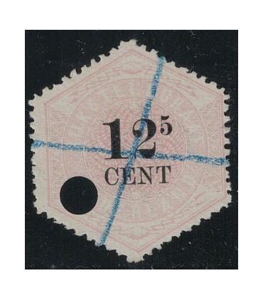 Telegramzegel 04 (o) certificaat