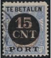 Postpakketverrekenzegel 2 (o) C-lijntanding