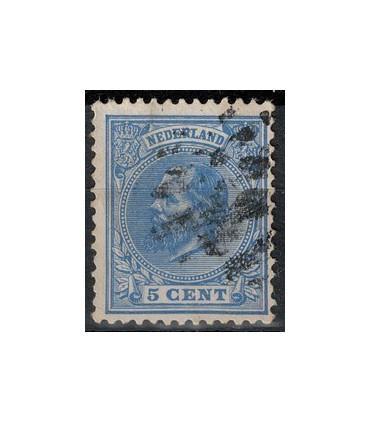 019 Koning Willem III (o)