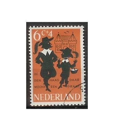 803 Kinderzegel (o)