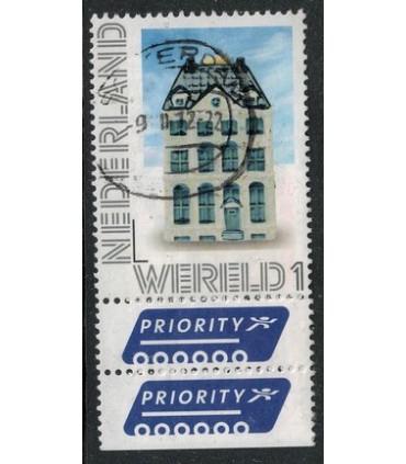 2899 KLM Huisje Wereld (o) TAB