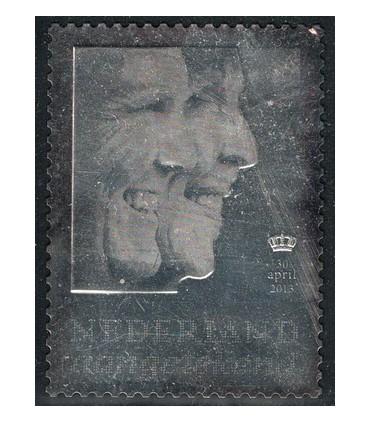 copy of 2878 Zilveren Troonswisseling (o)