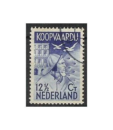 260 Zeemanszegel (o)