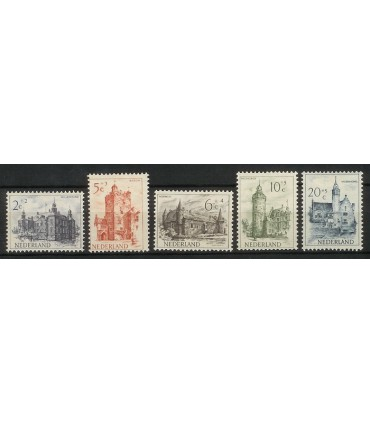 568 - 572 Zomerzegels (xx)