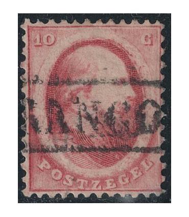 005 Koning Willem III (o)