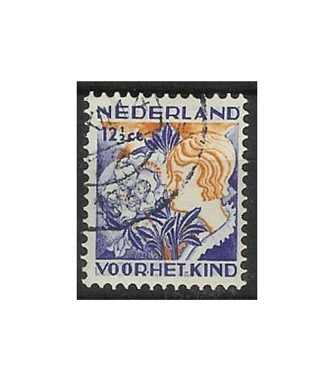 251 Kinderzegel (o)