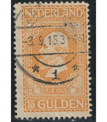 100 Jubileumzegel (o) B-keus 2.