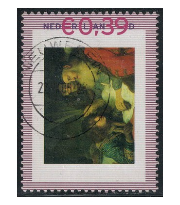 2420 A-18 Isaac zegent Jacob (o)