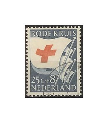 611 Rode Kruiszegels (o)