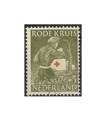 609 Rode Kruiszegels (o)