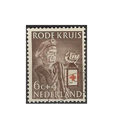 608 Rode Kruiszegels (o)