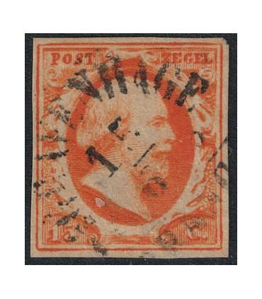 003 Koning Willem III (o) 3. Befund