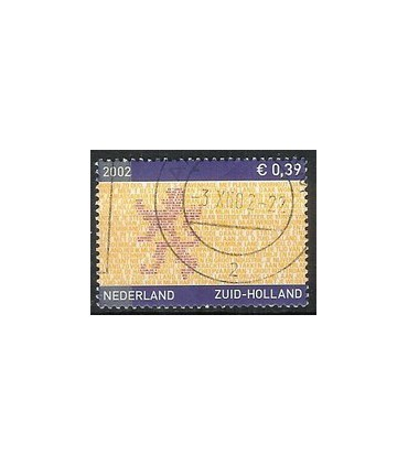 2071 Provinciezegel (o)